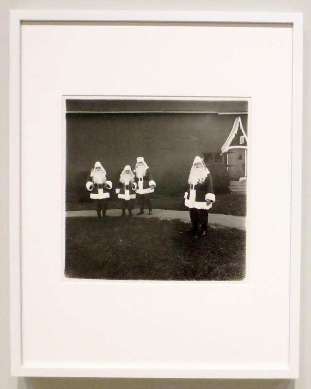 diane-arbus-photograph-santas-at-the-santa-claus-school-displayed-at-ago-toronto-outsiders-exhibit