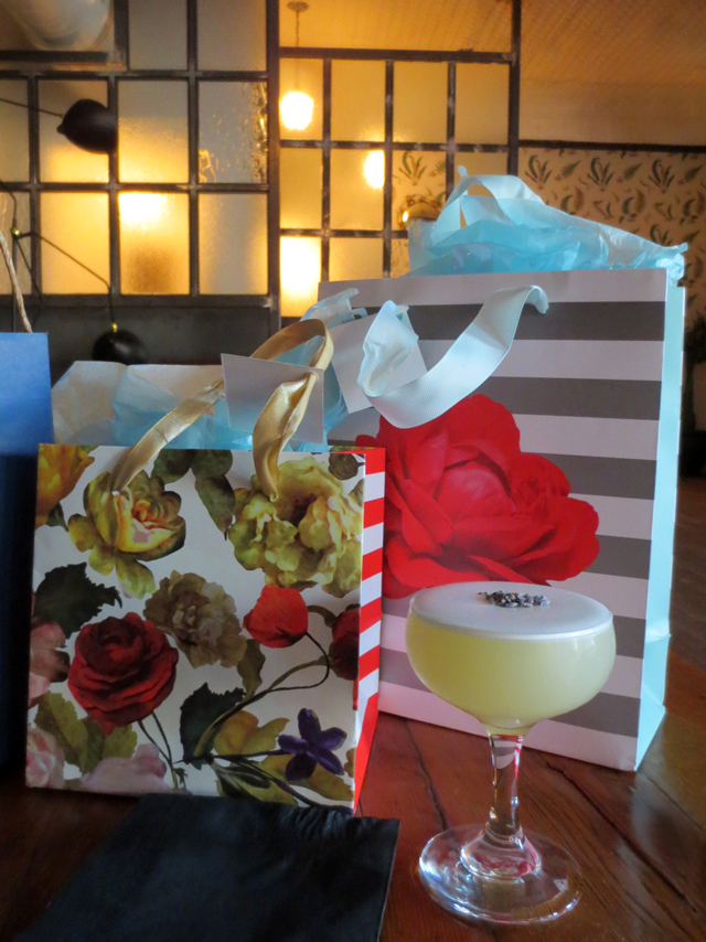birthday-celebration-gifts-and-a-cocktail