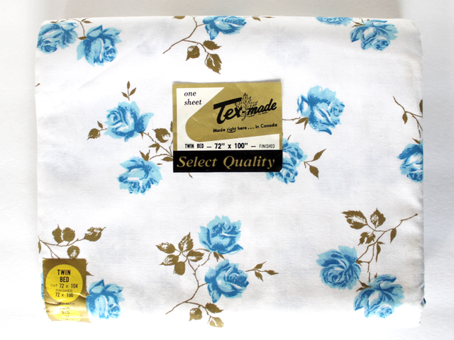 vintage-new-texmade-cotton-bed-sheet-blue-roses