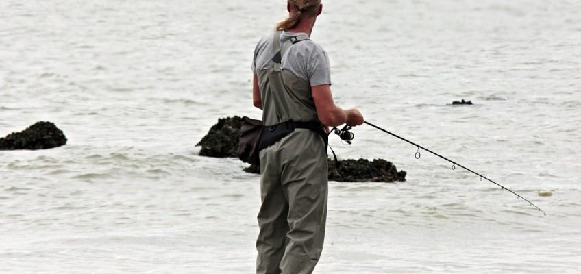 waders pêche en mer et rivière