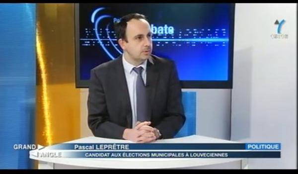 Voir ou revoir l'interview diffusée le 21 janvier sur Yvelines première