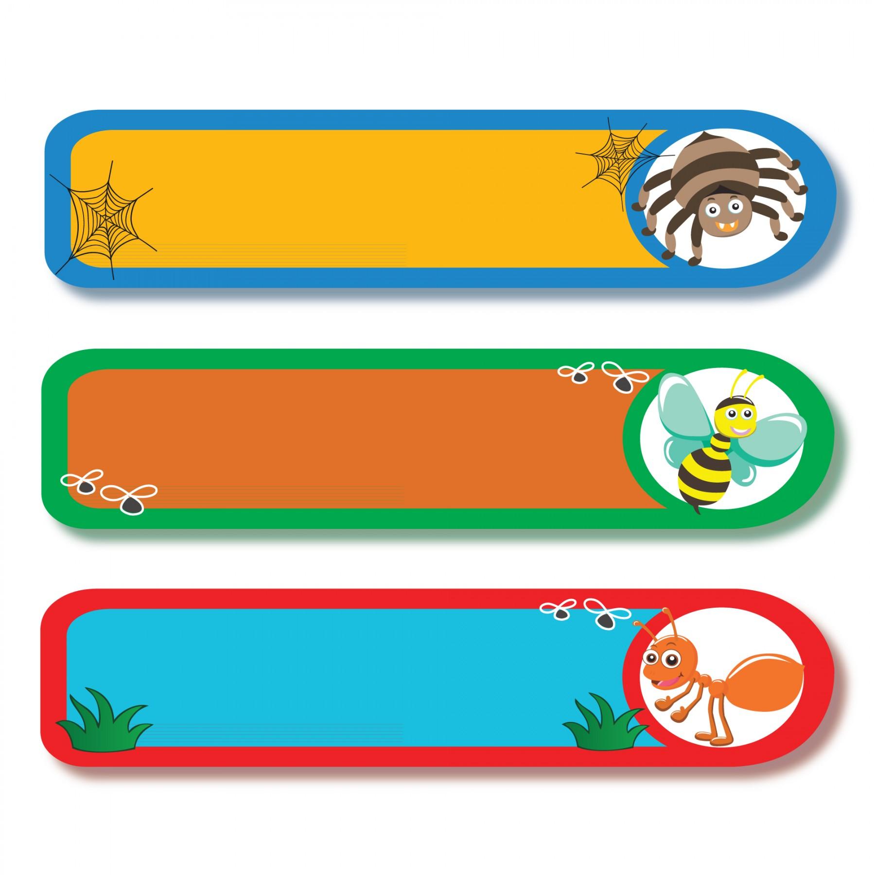 Sticker Bug Sticker Labels
