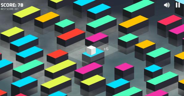 2016-06-26 00_34_15-Unity Personal (64bit) - Game.unity - CubeJump2.5D - WebGL _DX11_