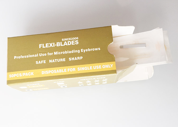 14U Shape Blade for Microblading and semi-permanent Makeup
