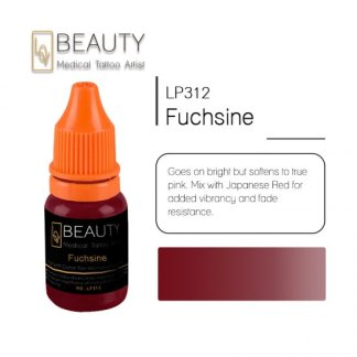 Microblading pigment for permanent makeup Fuchsina