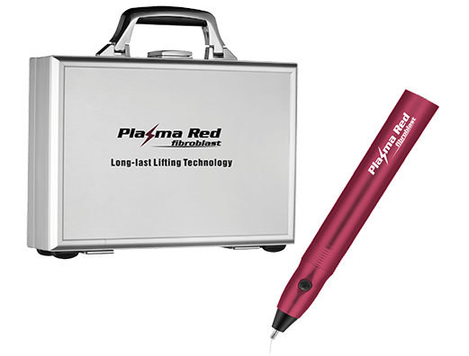 PLASMA RED RIBROBLAST PEN