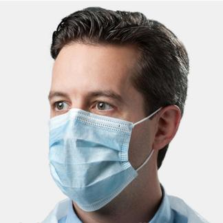 fm001 Disposable Filter Face Mask