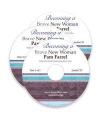 Becoming A Brave New Woman 3 CD Conference Audio