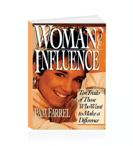 Original edition of Woman of Influence