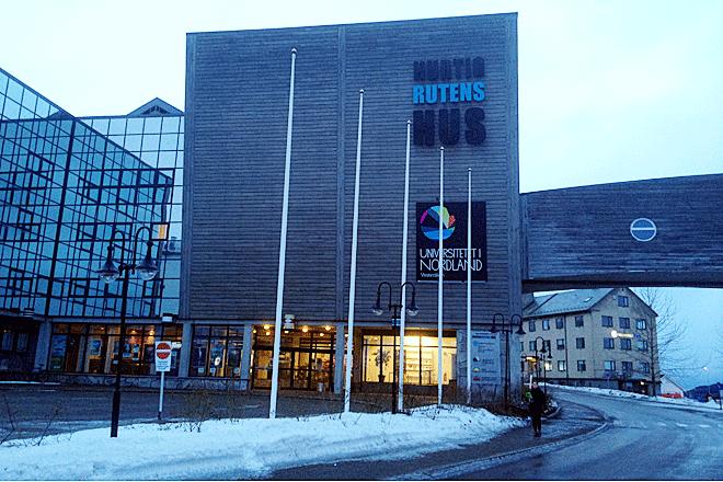 Hurtigrutens Hus