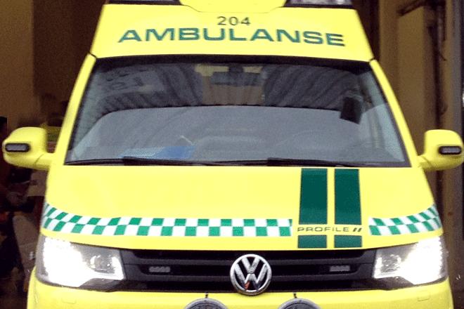 ambulanse nødetatene