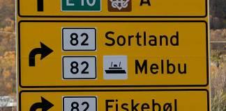 E10 å sortland melbu fiskebøl