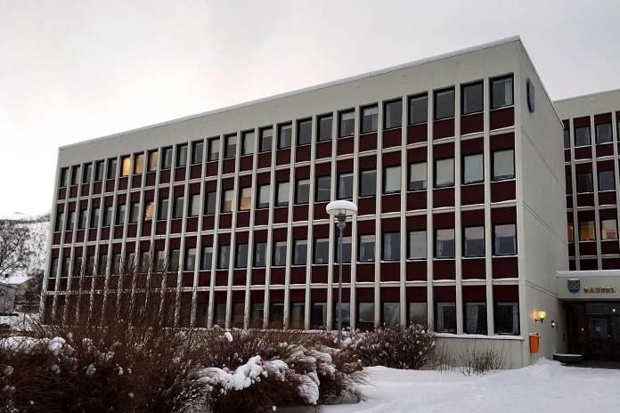 Hadsel rådhus, Hadsel kommune, Stokmarknes