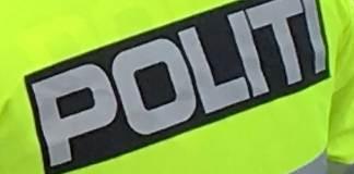 politi kontroll utrykning