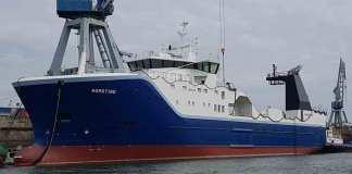 nordting tråler havfisk leveres jan 2018