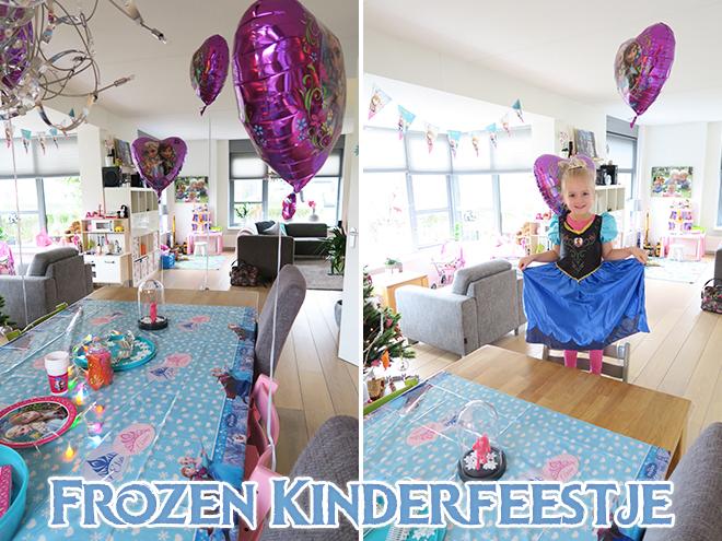 Zeer DIY Frozen kinderfeestje – Love2BeMama &MD31