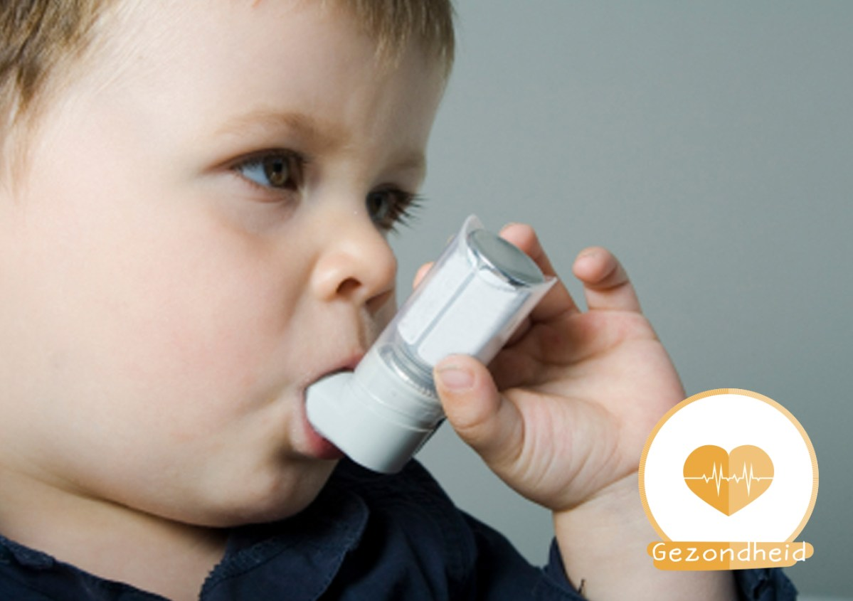 astma longen ziekte kinderen