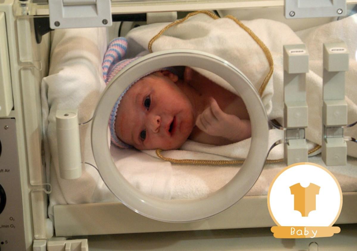 couveuse baby prematurendag prematuren