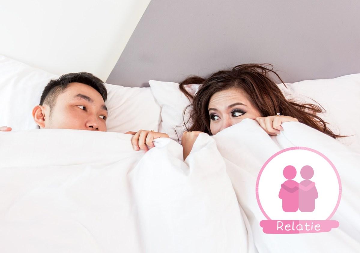bed seks man en vrouw eerste keer na bevalling