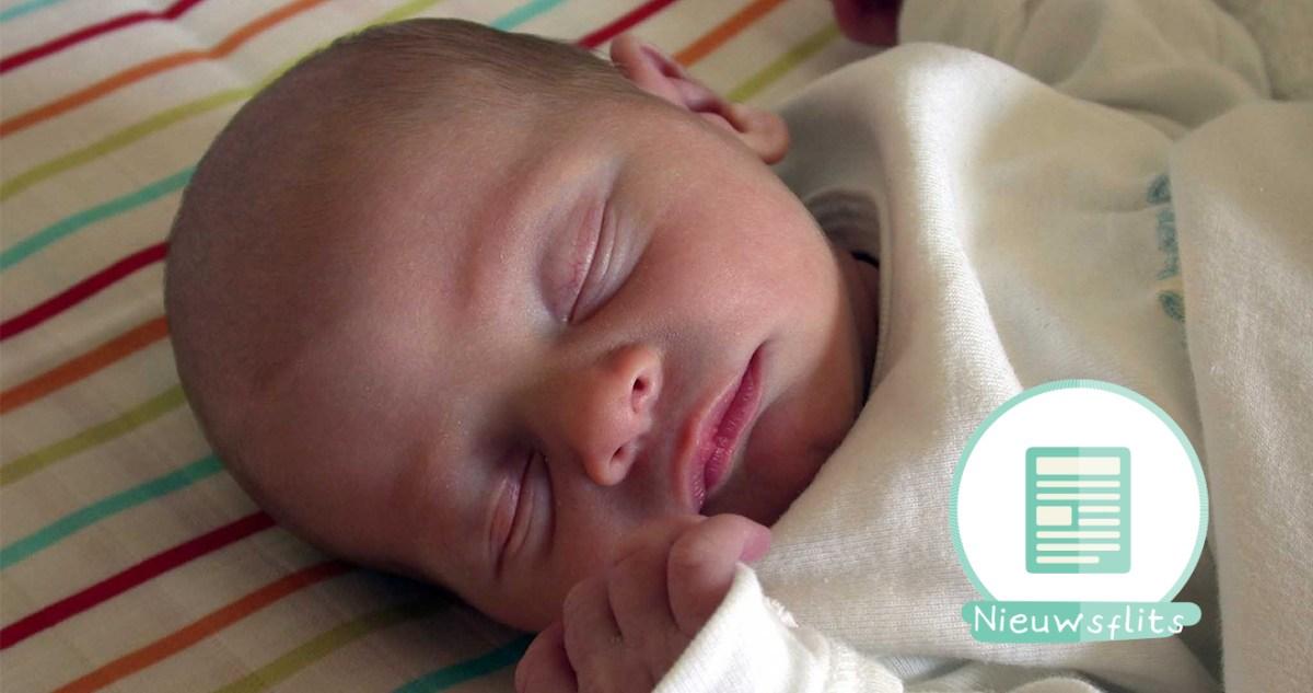 baby verloskundige bevalling