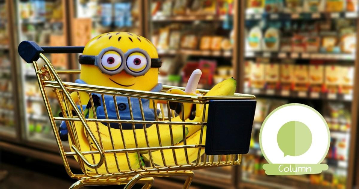 spaaractie, sparen, voedselbank, supermarkt
