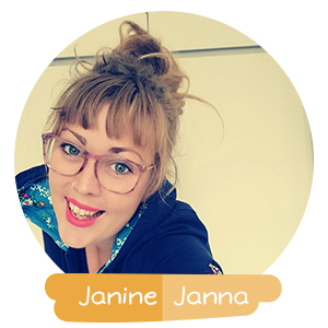 Blogger Janine Janna