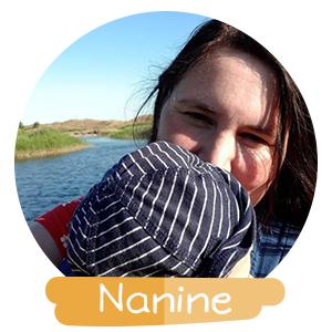 Blogger Nanine van der Horst