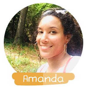 Blogger Amanda