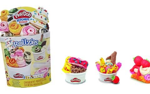 Plah-Doh ijswafel set