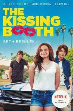 The Kissing Booth boeken reeks Beth Reekles www.love2try.nl Netflix film's
