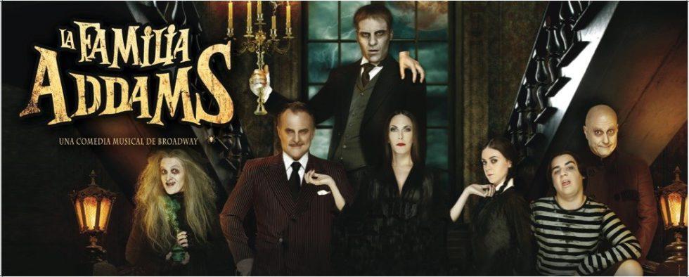 Próximo estreno de «La Familia Addams» con Alejandro Mesa