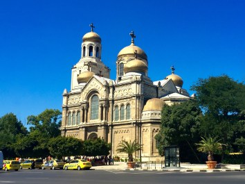 Bulgarian Mini Adventure - Varna's Orthodox Christian Cathedral