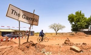 Welcome to The Gambia