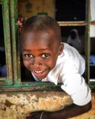 Gambian Boy Window