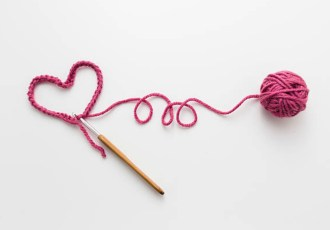 Yarn and Crochet Hook