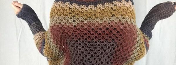Taylor Lynn Crochet Essentially Fall Crochet Sweater