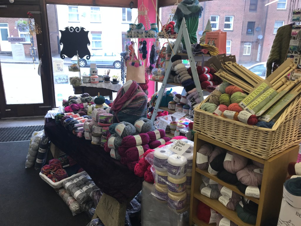 The Wool Shop Newport Pagnell