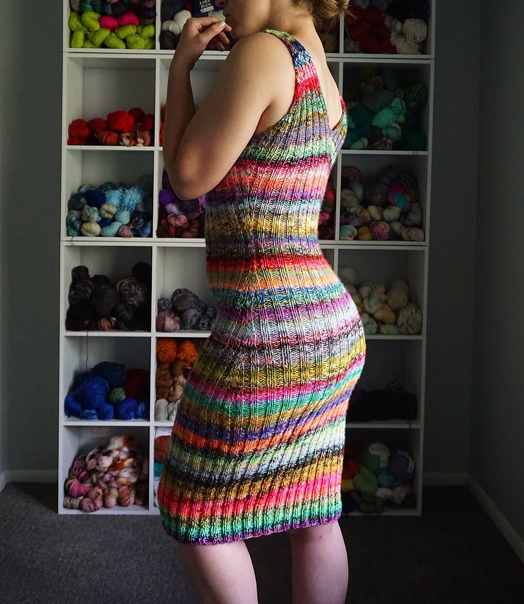 The Knit Fit Dress by the Knit Diaries