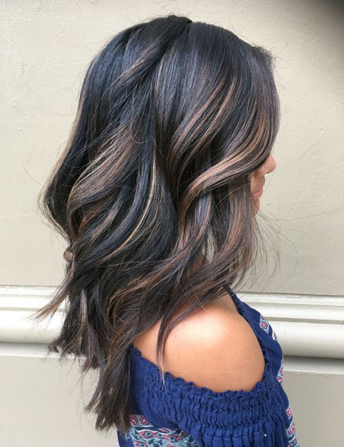 Image Result For Ombre Hair With Black Hair