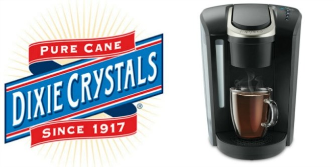 Dixie Crystals is giving away a Keurig for BrunchWeek 2019