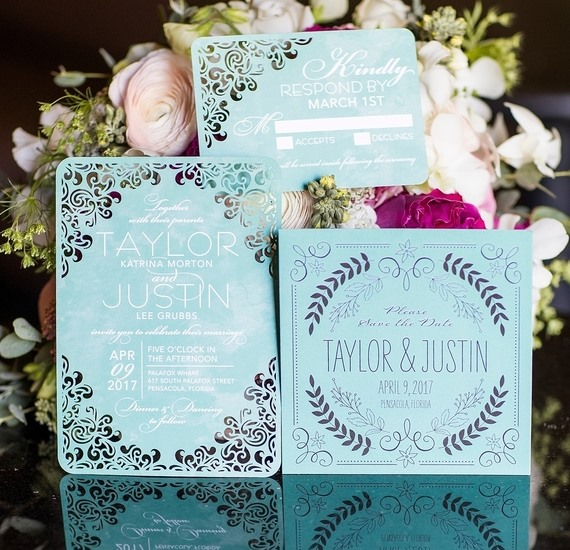 Notable Wedding Invite Minted