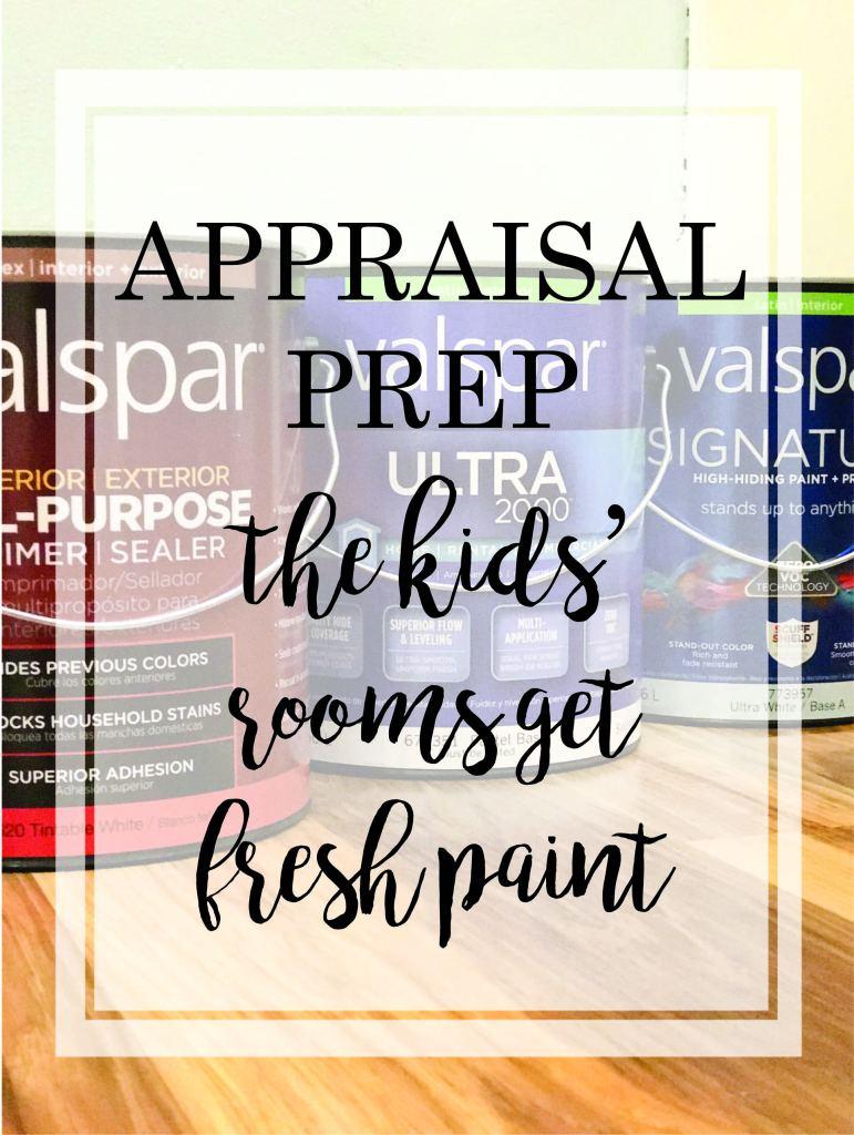Appraisal Prep | www.loveandmessiness.com