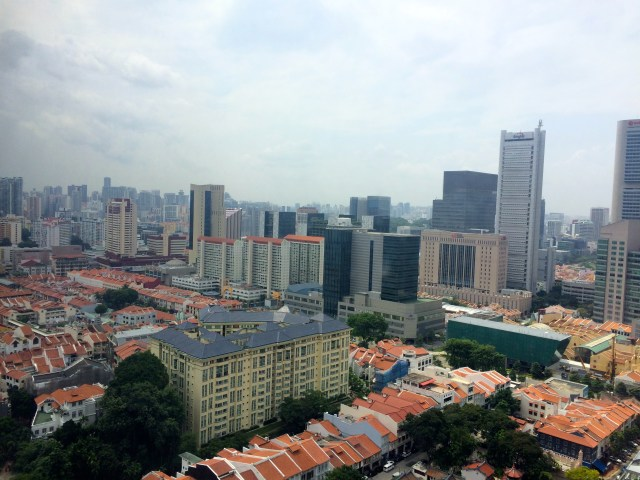 love and noodles does House Hunters Singapore
