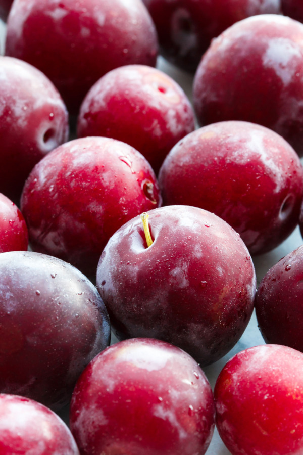 Fresh Sugar Plums, Summer Produce
