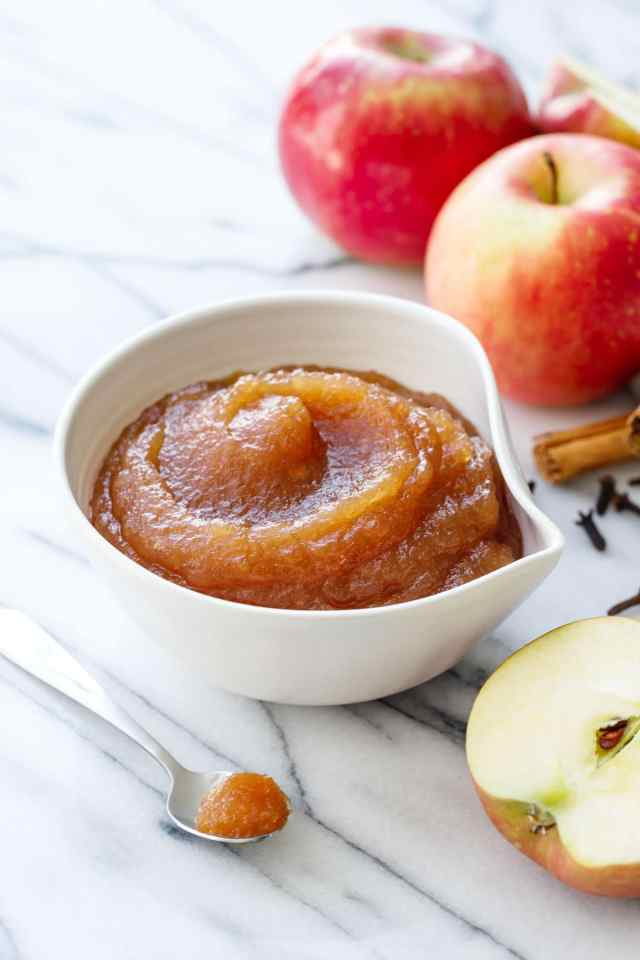 Small Batch Stovetop Apple Butter
