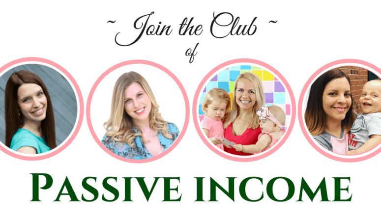 How these 4 Pro Bloggers Make Passive Income and How You Can Too!
