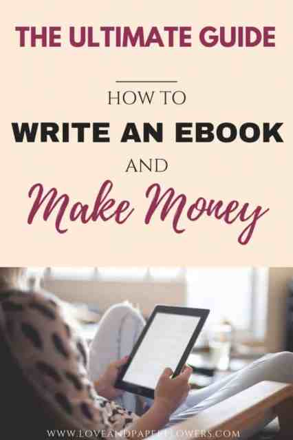 Learning how to write an eBook and make money will ensure you earn passive income for years to come. In this step by step guide you will learn the entire process of how to create an eBook, how to launch an eBook, and how to promote it. #writeanebook #howtowriteanebook #productcreation #passiveincome #ebookcreation #ebookwritting #ebook