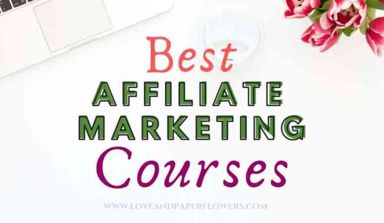 Best Affiliate Marketing Courses for Bloggers (for Beginners)