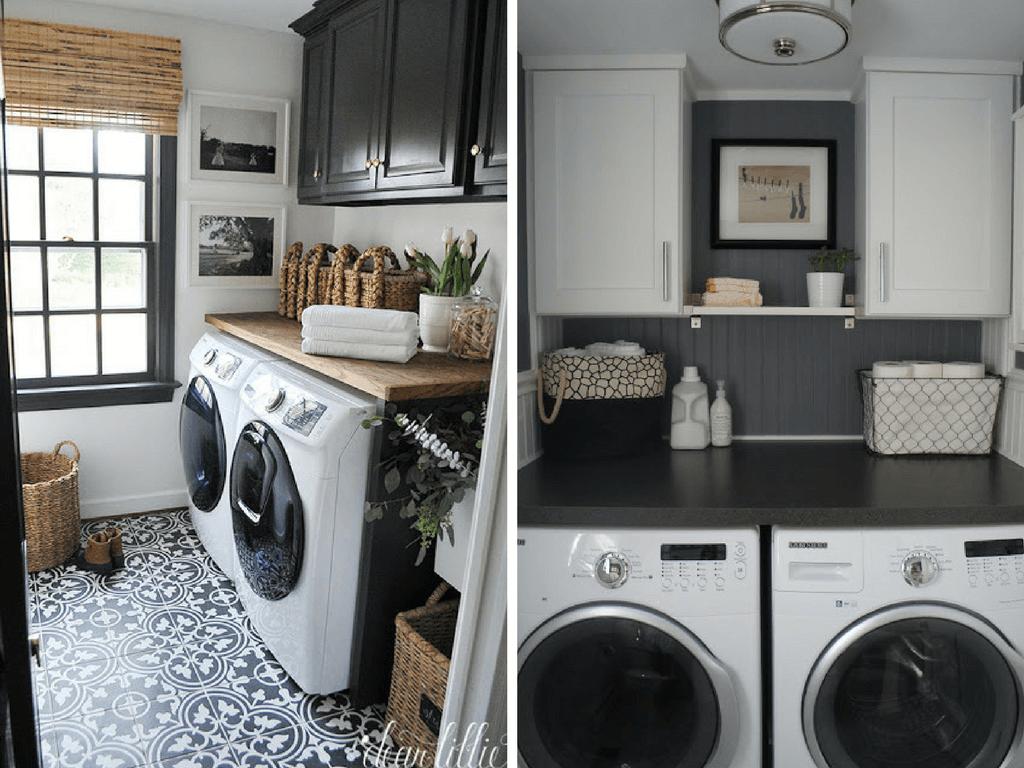 Laundry Room Ideas - 12 Ideas for Small Laundry Rooms on Small Laundry Ideas  id=54123