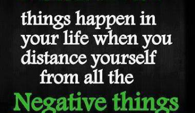 Beautiful THings Happen In Your Life